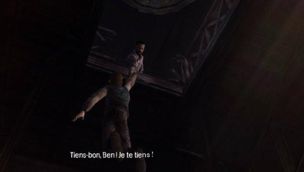 Lee retient Ben