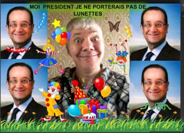 Moi président . . .
