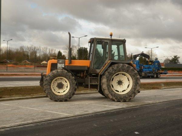 Foire agricole de Tournai - Préparation