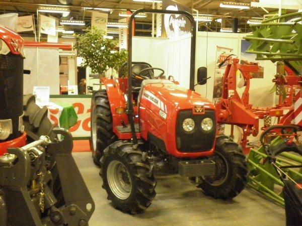 Foire Agricole deTournai - Massey Fergusson