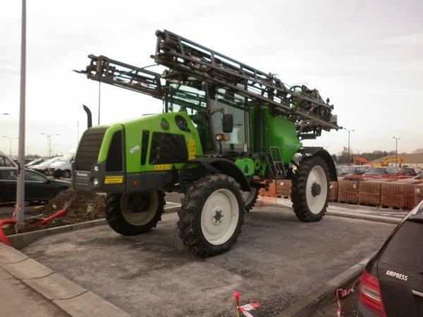 Foire Agricole de Tournai - Technoma