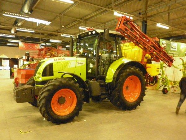Foire Agricole de Tournai - Claas