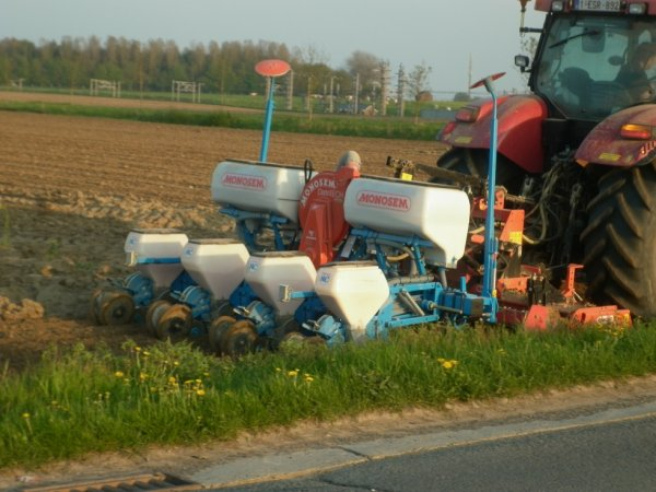 Semis maïs 2013