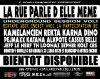 LA RUE PARLE D ELLE MEME  (NEW 2010)  FAUDE-R