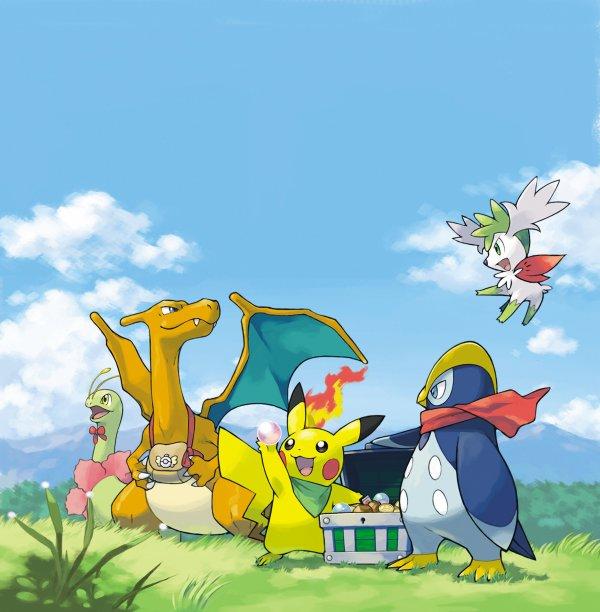 1ère Fanfic: Dans La Peau d'Un Pokémon
