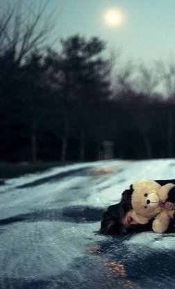 Je crois que certain d'entre nous, sont fait pour être seul...★ Lost