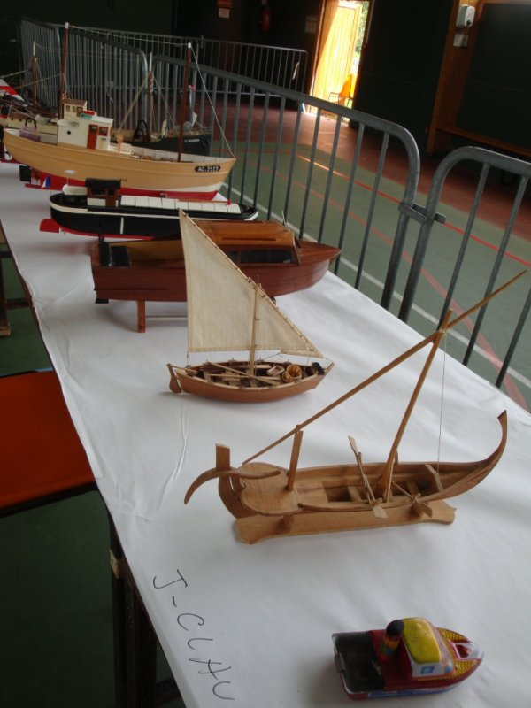 expo de bateaux
