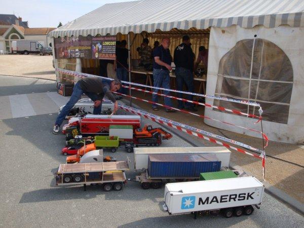13 et 14 juin a Mirebeau 86  ; fete de la locomotion