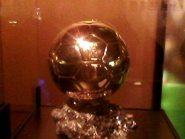 le balon d'or !!!