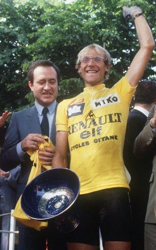 Laurent Fignon s'en est allé