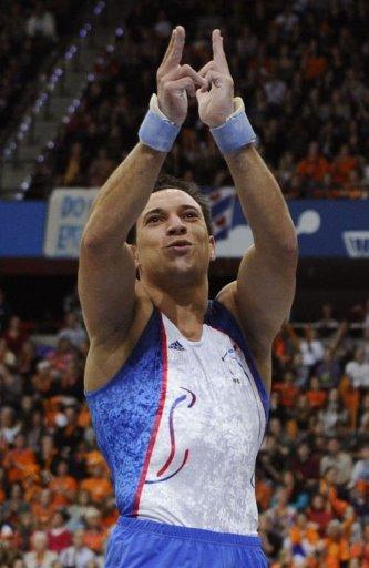 Historique : Thomas Bouhail champion du monde de gymnastique !