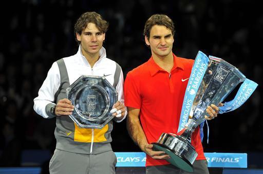 Federer est le masters chef !