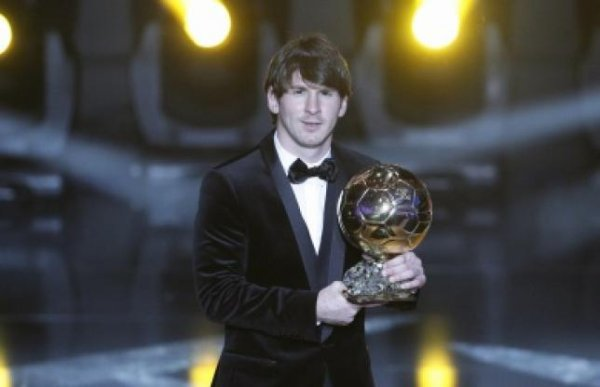 Ballon d'or 2010 : le hold up de Messi