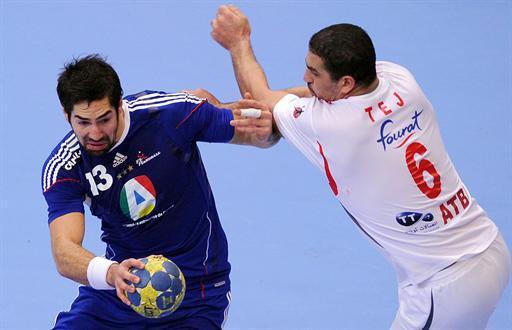 Handball et tennis