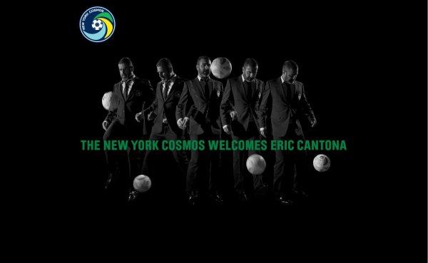 Eric Cantona : le retour du roi