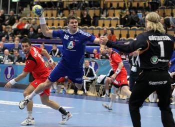 Championnat du monde de hand : France-Suède en demi-finale