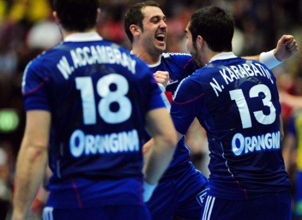 Championnat du monde de hand : la France en finale