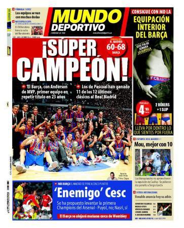 Le Barça remporte la Copa del Rey en battant le Real Madrid