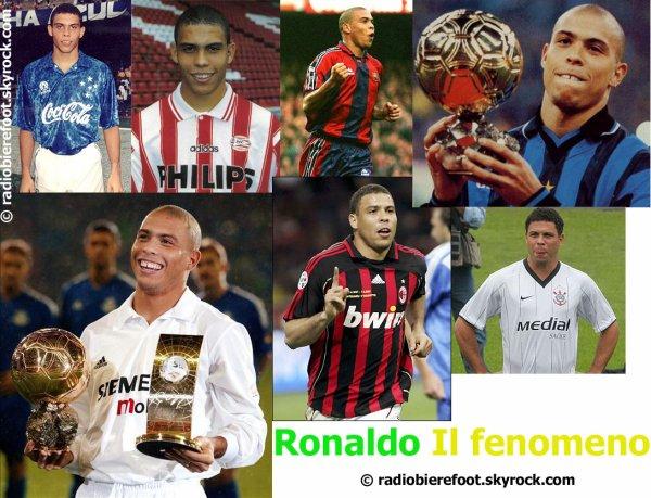 Ronaldo : il fenomeno prend sa retraite !