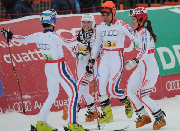 Mondiaux de ski : la France en or !