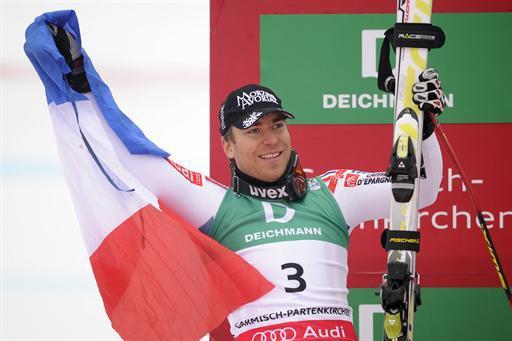 Mondiaux de ski : Cyprien Richard en argent !