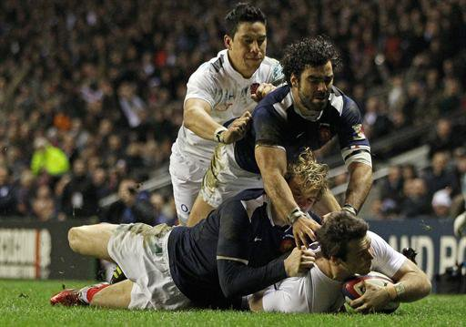 Tournoi des 6 nations : la France s'incline