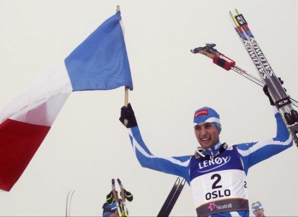 Mondiaux de ski nordique : Lamy-Chappuis champion du monde !