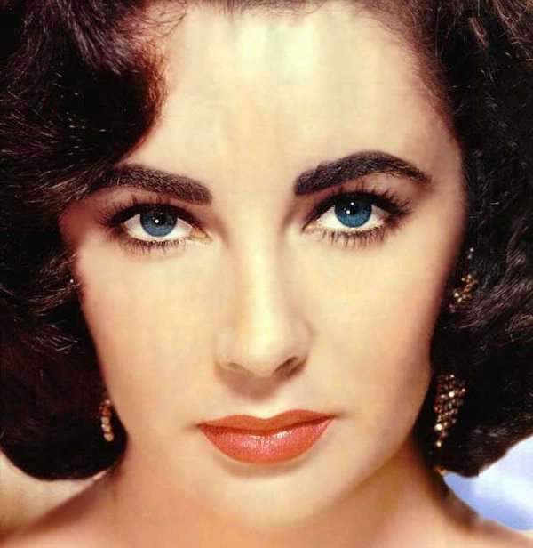 Once upon a time : Liz Taylor