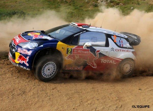 Formule 1 et WRC