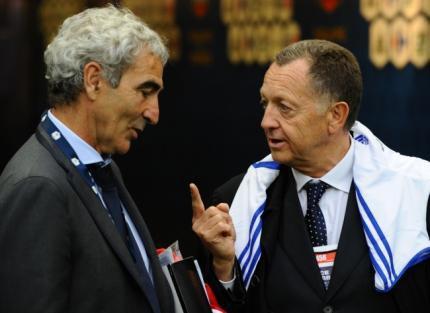 Domenech est le nouvel entraîneur de Lyon ! Puel Viré !!!