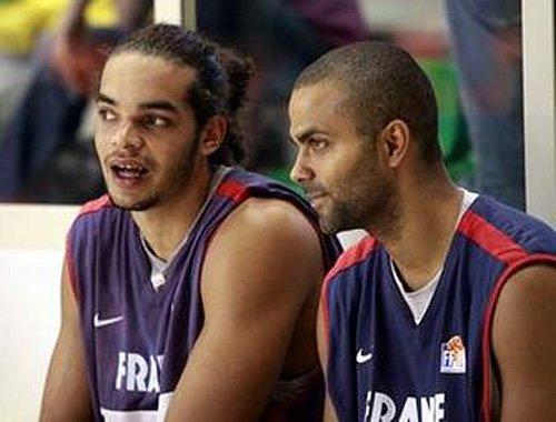 NBA : 7 français sur 12 en playoffs