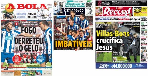 Portugal et Angleterre : le foot en folie