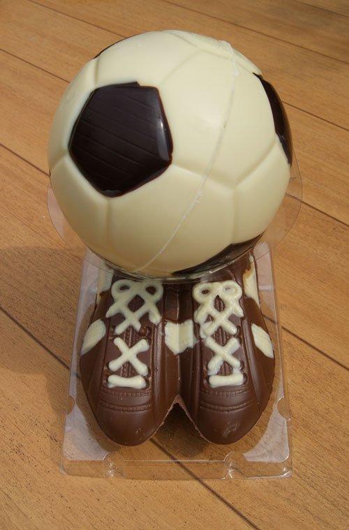 Foot en chocolat