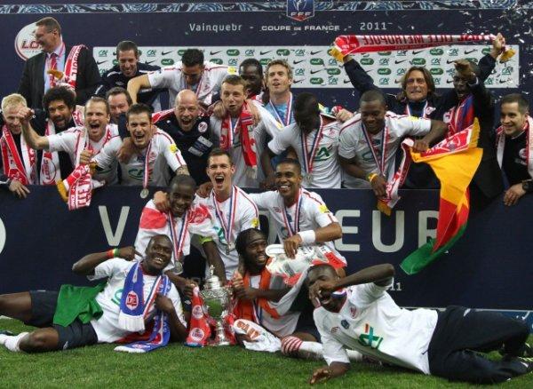 Coupe de France : Lille renoue avec le succès
