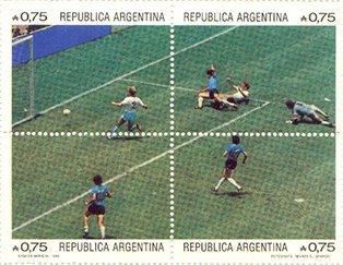 Maradona, le but du siècle