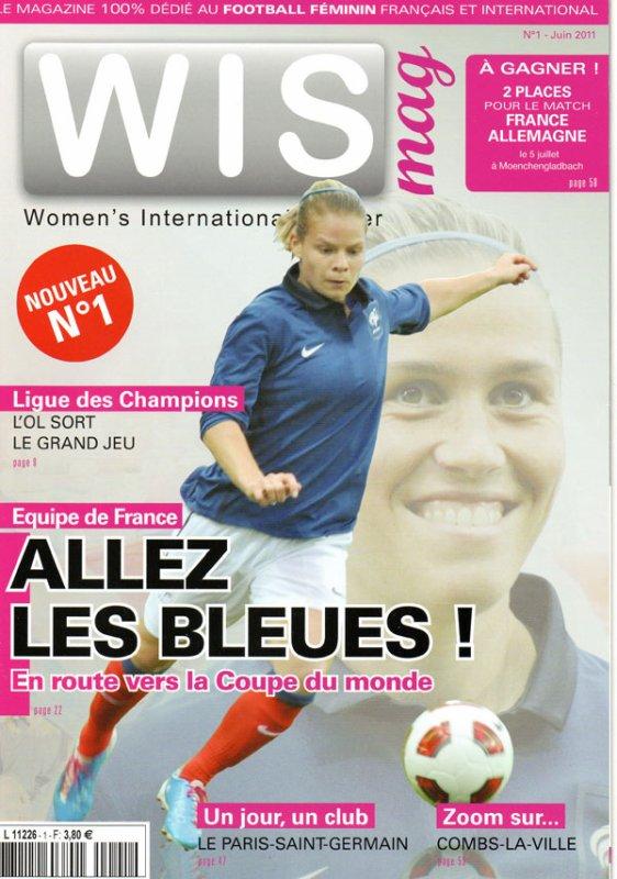 Coupe du monde féminine : J-1