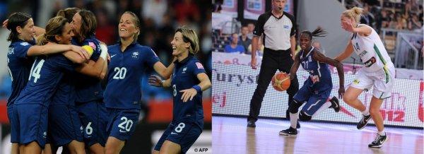 Coupe du monde féminine : HISTORIQUE !
