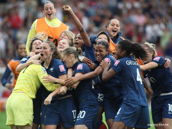Coupe du monde féminine : Allez les Bleues !