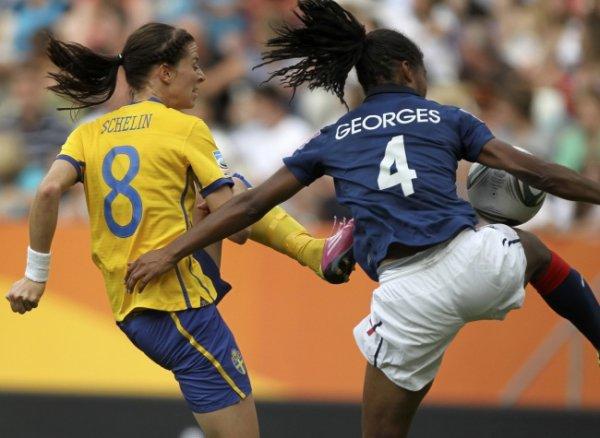 Coupe du monde féminine : la France 4ème :(