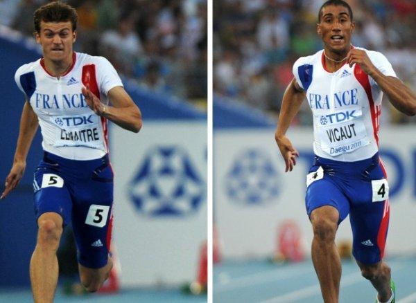 Athlétisme : Bolt foudroyé, Lemaitre, 4ème, Vicaut, 6ème