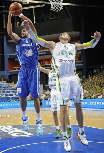 EuroBasket : l'équipe de France s'offre un record !