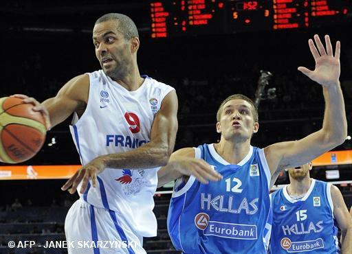 EuroBasket : l'équipe de France en demi-finale