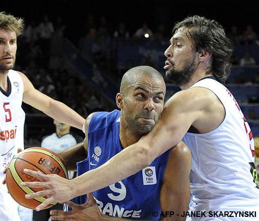 EuroBasket : l'équipe de France s'incline en finale