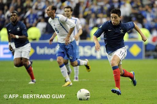 Euro 2012 : la France qualifiée