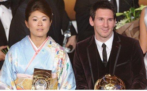 Ballon d'or 2011 : Messi réalisé le triplé