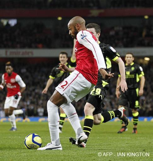 Thierry Henry signe son retour