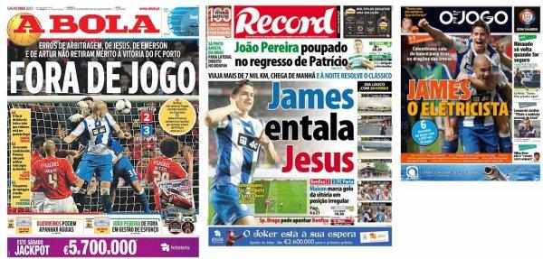 Le Classico pour Porto