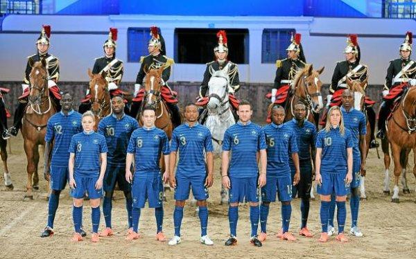 Equipe de France : le nouveau maillot Nike