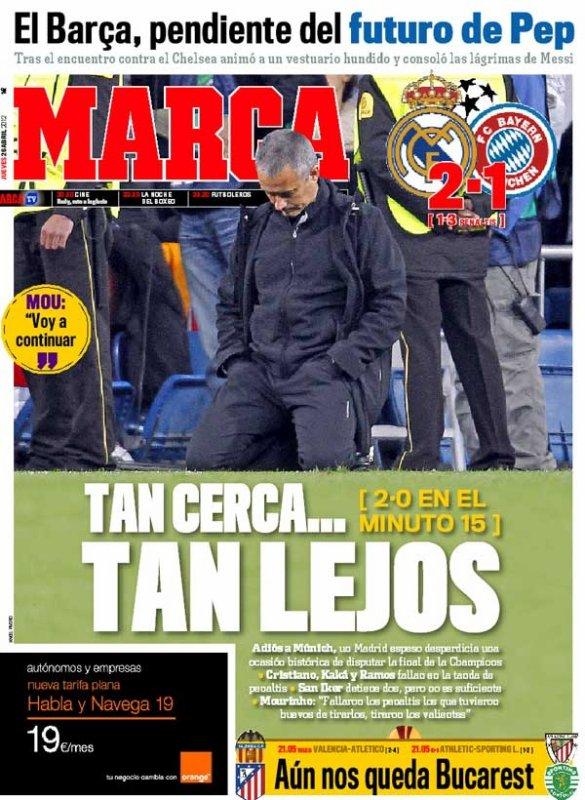 Ligue des Champions : Le Bayern sort le Real Madrid !
