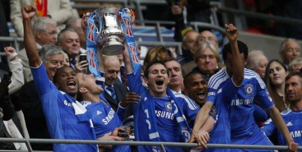 Chelsea remporte la Cup